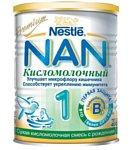 Nestle NAN 1 Кисломолочный, 400 г