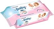 Cleanic Baby sensitive, 63 шт