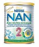 Nestle NAN 2 Кисломолочный, 400 г