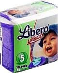 Libero Up&Go 5 Maxi plus 10-14 кг 30 шт