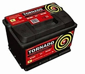Tornado 6СТ-50А1Е 50R (50Ah)