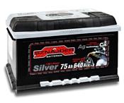Sznajder Silver 57525 (75Ah)