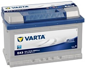 VARTA BLUE Dynamic E43 572409068 (72Ah)
