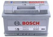 Bosch S5 Silver Plus S5007 574402075 (74Ah)