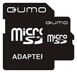 Qumo MicroSD 2Gb + SD adapter