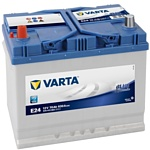 VARTA BLUE Dynamic E24 570413063 (70Ah)