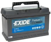 Exide Premium 85 R (85Ah) EA852