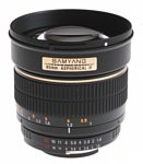 Samyang 85mm f/1.4 AS IF UMC AE Nikon F