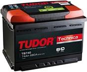 Tudor Technica 55 R (55Ah)