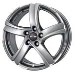 Alutec Shark 7x16/5x115 D70.2 ET38 Silver