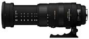 Sigma AF 50-500mm f/4.5-6.3 APO DG OS HSM Canon EF