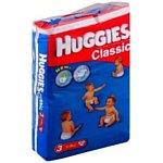 Huggies CLASSIC 3 (4-9 кг) 58 шт