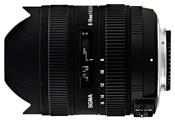 Sigma AF 8-16mm f/4.5-5.6 DC HSM Nikon F