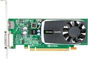 PNY Quadro 600 640Mhz PCI-E 2.0 1024Mb 1600Mhz 128 bit DVI
