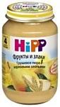 HiPP Грушевое пюре с зерновыми хлопьями, 190 г