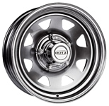 Dotz Dakar 6x15/5x139.7 D110 ET0 Silver