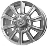Forsage P8182 8x18/5x150 D110.2 ET60 Silver