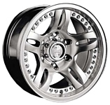 Racing Wheels H-152 7x15/5x139.7 ET-13
