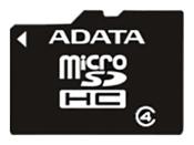 ADATA microSDHC Class 4 16GB