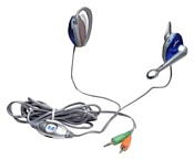 Manhattan Ear-Hook Stereo Headset (175494)