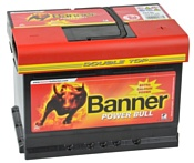 Banner Power Bull P6205 Double Top (62Ah)