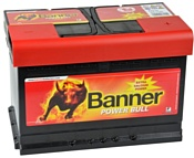 Banner Power Bull P7412 Double Top (74Ah)
