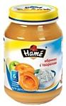 Hame Яблоко-абрикос с творогом, 190 г