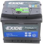 Exide Premium 47 R (47Ah) EA472