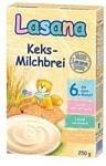 Lasana Бисквитно-молочная, 250 г