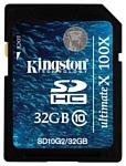 Kingston SD10G2/32GB