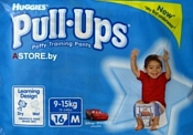 Huggies Pull-Ups M (9-15кг) 29 шт