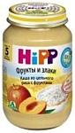 HiPP Цельный рис с фруктами, 190 г