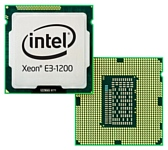 Intel Xeon E3-1225 Sandy Bridge (3100MHz, LGA1155, L3 6144Kb)