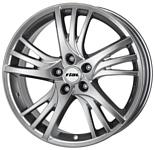 RIAL Padua 8x18/5x115 D70.2 ET43 Silver