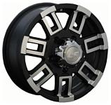 LS Wheels LS158 8x16/5x139.7 D98.5 ET30 MBF