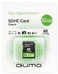 Qumo SDHC Card 32Gb Class 4