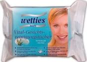 Wetties Beauty Aloe Vera, 25 шт