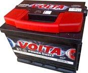 Volta Plus 6CT-56 L (56Ah)