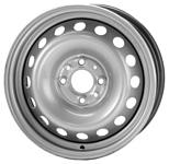 Trebl 7915 6x15/4x100 D56.6 ET43 silver