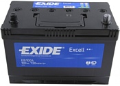 Exide Excell 100 (100Ah) EB1005