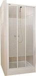 Sanplast CLASSIC DTR-c 120x185