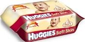 HUGGIES Soft skin, 64 шт