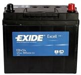 Exide Excell 45 R (45Ah) EB454