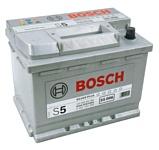 Bosch S5 Silver Plus S5006 563401061 (63Ah)
