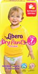 Libero Dry Pants XL Plus 7 (16-26 кг) 28 шт