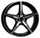 PDW Wheels 539 Nova 7x17/5x110 D65.1 ET40 MB
