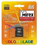 Mirex SDHC Class 10 16GB