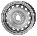 Trebl 53A45D 5.5x14/4x100 D57.1 ET45 silver