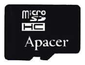 Apacer microSDHC Card Class 10 16GB