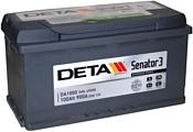 Deta Senator 3 DA1000 R (100Ah)